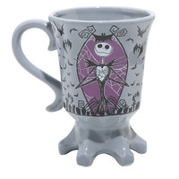 The Nightmare Before Christmas Gothic Jack Skellington Mug