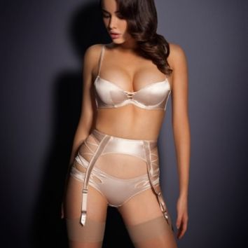 View All Lingerie by Agent Provocateur - Zsi Zsi Suspender
