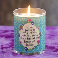 Natural  Life  Scented  Soy  Candles