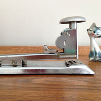 Vintage Stapler Ace Pilot by Ace Fastener Chicago