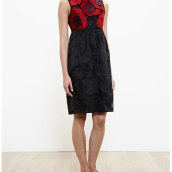 ERDEM | Floral Katja Dress | brownsfashion.com | The Finest Edit of Luxury Fashion | Clothes, Shoes, Bags and Accessories for Men & Women