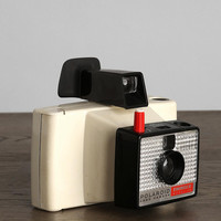 Urban Outfitters - Vintage Polaroid Swinger Land Instant Film Camera
