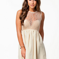 Flower Lace Dress, Club L