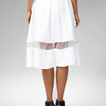 White Lady Skirt