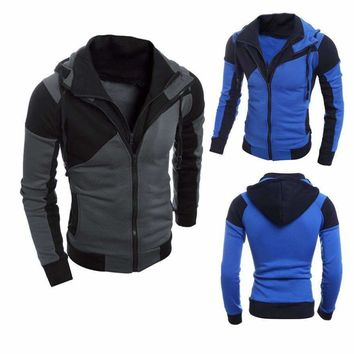 FEITONG Winter Hooded Jacket