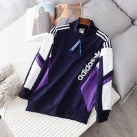 adidas High Neck Trefoil Sweatshirt