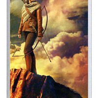 EXCELLENCE Seller The Hunger Games: Catching Fire Iphone4/4S TPU Case Cover