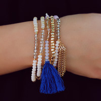 Let's Sail Away Bracelet