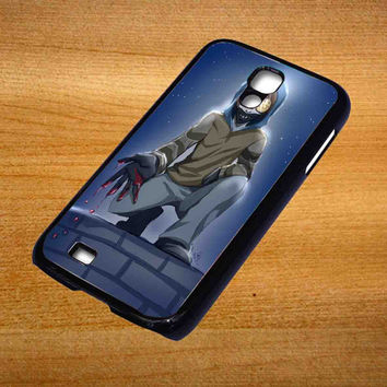 Creepypasta Ticci Toby For Samsung Galaxy S4 Case *76*