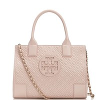 Tory Burch Ella Quilted Mini Tote