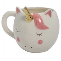 Pink Unicorn Ceramic Coffee Mug - PRE-ORDER, SHIPS in NOVEMBER