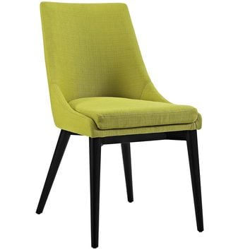 Viscount Fabric Dining Chair Wheatgrass EEI-2227-WHE