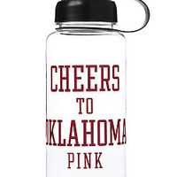 University of Oklahoma Water Bottle - PINK - Victoria's Secret