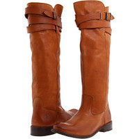 Frye Shirley Strappy Tan Tumbled Full Grain - Zappos.com Free Shipping BOTH Ways