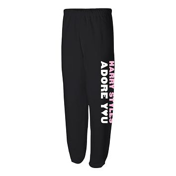 "Harry Styles ""Adore You"" Sweatpants"