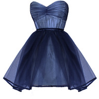 madison dress - navy
