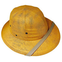 High Quality Safari, Jungle and Bee Keepers Pith Helmet