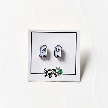 Sara M. Lyons Mini Ghost Pin Set - Urban Outfitters
