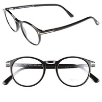 Women's Tom Ford 48mm Optical Glasses - Shiny