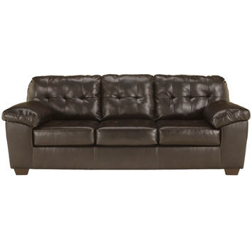 Alliston Sofa in Chocolate DuraBlend