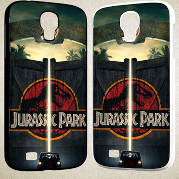 Jurassic Park 3D F0483 Samsung Galaxy S3 S4 S5 (Mini), Note 2 Note 3 Note 4, HTC One M7 M8 Cases