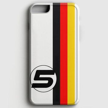 Sebastian Vettel F1 Ferrari Germany iPhone 6 Plus/6S Plus Case