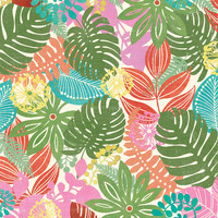 Tropical Leaves Paper By Recollections®