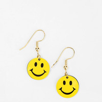 Urban Outfitters - Diament Jewelry X Urban Renewal Smiley Face Earring