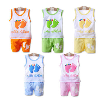 Baby Clothing Set /Casual Suits for Summer