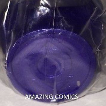 Green Lantern Blackest Night Plastic Ring - INDIGO LANTERN RING - COMPASSION