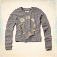 Phased Out Graphic Sweatshirt