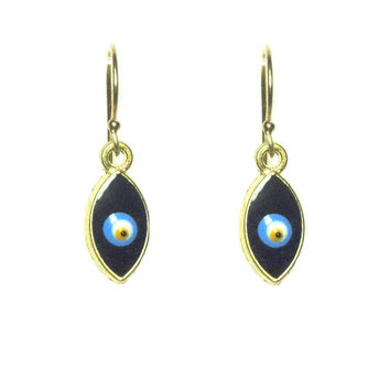 Eye Charm Earrings