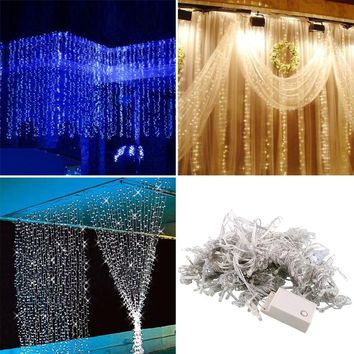 10M 100 LED Charming Fairy String Light Christmas Decoration Wedding Decoration Casamento Mariage Birthday Party Decorations.b