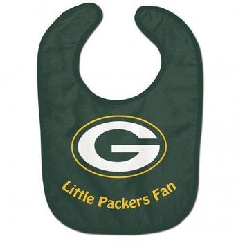 GREEN BAY PACKERS ALL PRO BABY BIB NEW & OFFICIALLY LICENSED