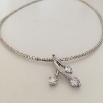 Diamond Necklace (Small/Indie Brands)