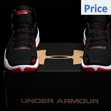 Buy Under Armour Mens SpeedForm Phenom Mid Cross Training Shoes Black Sport Red White shoes