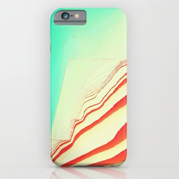 PlayTime glitch iPhone & iPod Case by Ducky B