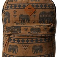 Element Juniors Reminisce Backpack, Camel, One Size