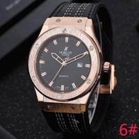 Hublot Popular Woman Men Personality Watch Business Watches Wrist Watch 6# Black I-YY-ZT