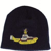 The Beatles Yellow Submarine Ski Hat / Beanie