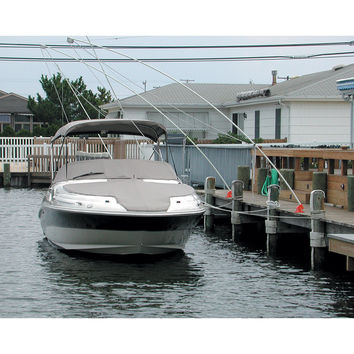 Monarch Nor'Easter 2 Piece Mooring Whips f/Boats up to 23' MMWIE MMW-IE