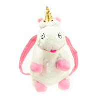 Despicable Me Unicorn Bag Plush  Unicorns Toy Backpack Toys for Girls Kids Birthday Gift 50cm