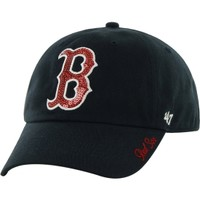 '47 Brand Women's Boston Red Sox Sparkle Navy Adjustable Hat | DICK'S Sporting Goods