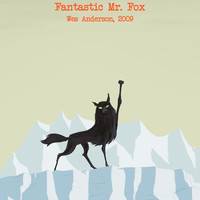 FANTASTIC MR. FOX (Wes Anderson, 2009) Art Print by Mario Morales | Society6