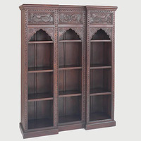 Wood Peacock Bookshelf | Home Office Furniture| Furniture | World Market