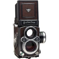 Rolleiflex 2.8 FX Medium Format Twin Lens Reflex Camera USA