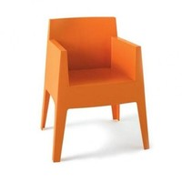 Driade Toy chair by Philippe Starck
