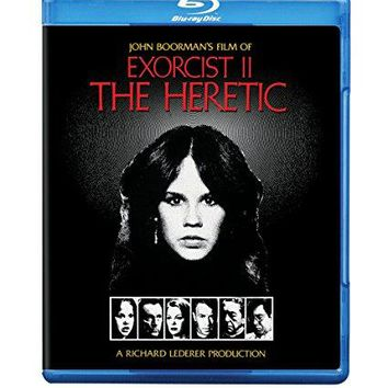 Linda Blair & Richard Burton & John Boorman-Exorcist 2: The Heretic