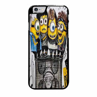 5 seconds of summer minion character case for iphone 6 plus 6s plus