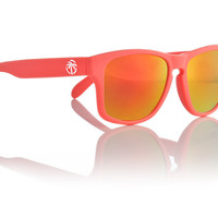 Cruiser Sunglasses: Nova Red
